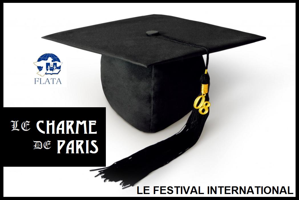 LE FESTIVAL INTERNATIONAL «LE CHARME DE PARIS»